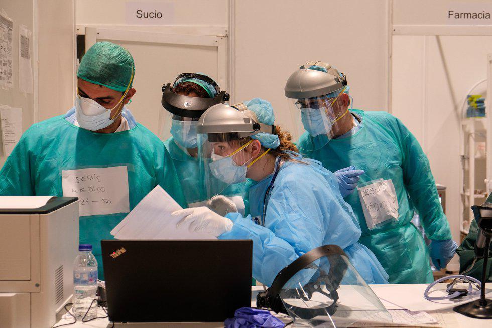 El compromiso personal de los médicos de la Industria Farmacéutica en la lucha contra la COVID-19