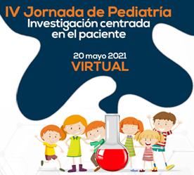 AMIFE – IV Jornada de Pediatría: Investigación centrada en el paciente